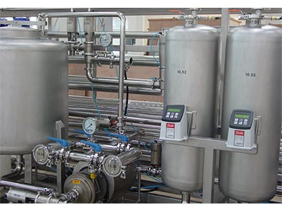 Small Scale Tube UHT Machine