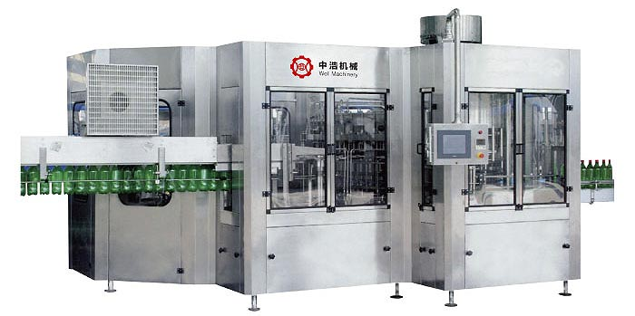 carbonated-beverage-filling-machine