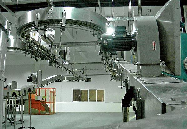 empty-bottle-air-conveyor-system