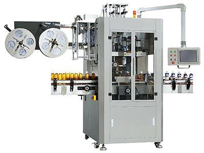 sleeve-labeling-machine