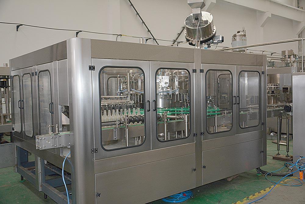 Glass-Bottle-Filling-Production-Line