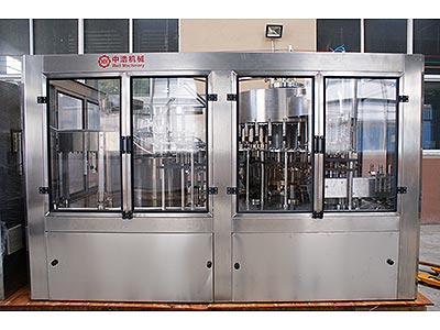Pure Water Liquid Filling Machine