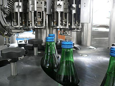 Beer Glass Bottle Filling Machine