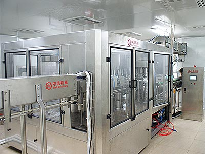 Full Automatic Fruit Juice Filling Equipment