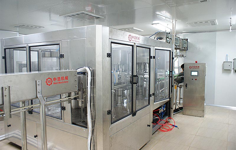 automatic-filling-production-line